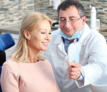 Dr. Ross K. Palioca Wrentham, Massachusetts patients seeking a dental crown can visit Dr. Ross Palioca