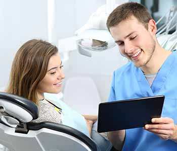 Dr. Ross K. Palioca Patients in Wrentham, MA enjoy CEREC crowns in one visit with their dentist